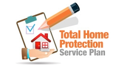 total home protection plan service warranty monthly