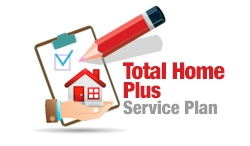 Total Home Protection Plus Plan Service Warranty